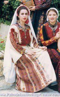 ثوب فلسطيني