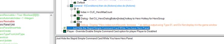 Apparently even Blizzard thinks the simple command card is stupid #games #Starcraft #Starcraft2 #SC2 #gamingnews #blizzard