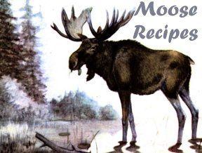 Yummy Moose roast recipe!