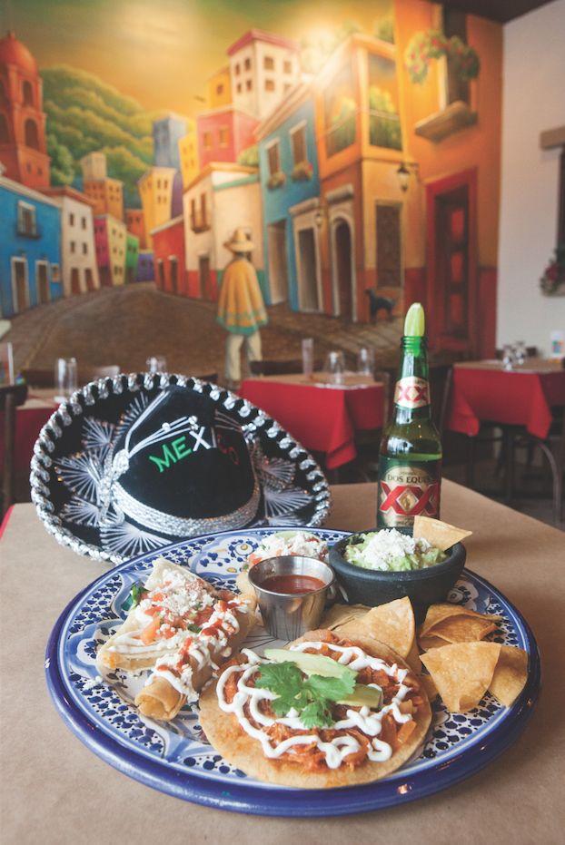 L'assiette dégustation de la Casa Mexicana | Québec Scope Magazine