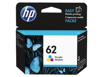 HEWLETT PACKARD C2P06AE 62 TRI-COLOR INK CARTRIDGE