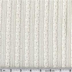white cable knit fabric | Fashion Fabrics | Pinterest | Fabrics ...