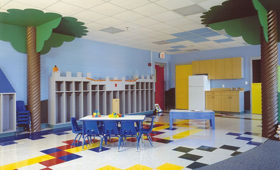 reception area daycare - Google Search | trees | Pinterest | Best ...