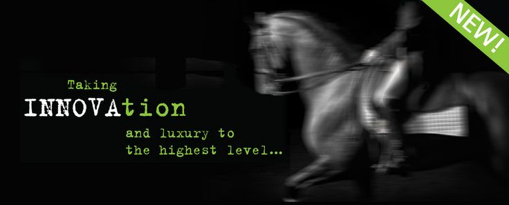 Introducing the NEW Innova Mono+. Take your Dressage to the Highest Level!