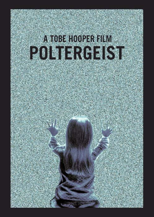 Poltergeist by Adam Armstrong. This movie really solidified my hatred of clowns!