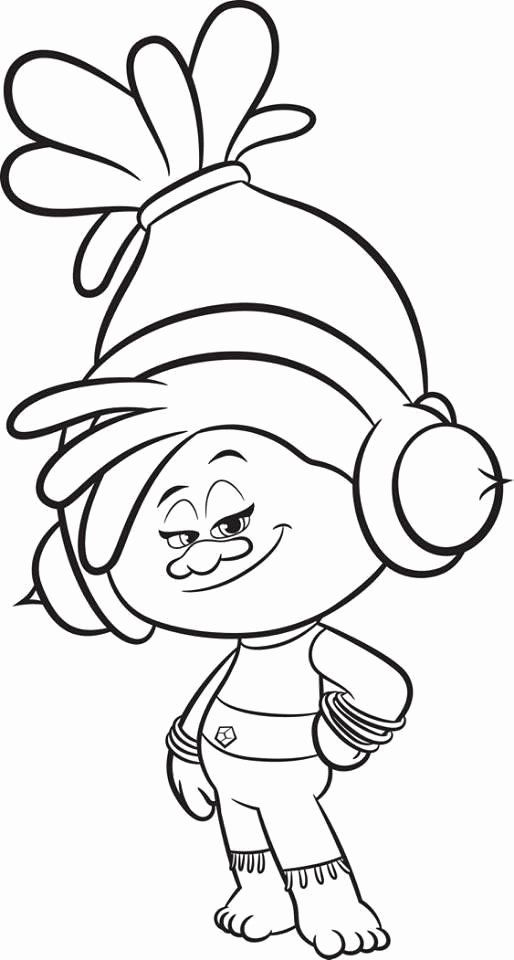 32 Trolls Poppy Coloring Page In 2020 Poppy Coloring Page