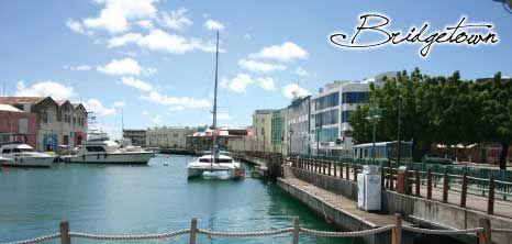 The Careenage, Bridgetown, Barbados Pocket Guide