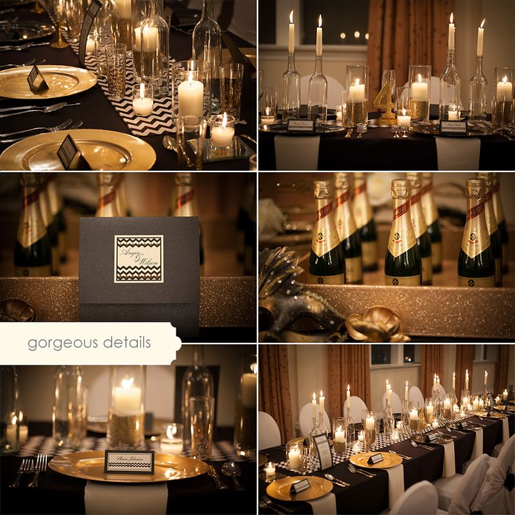 gold wedding inspiration freshimages.ca