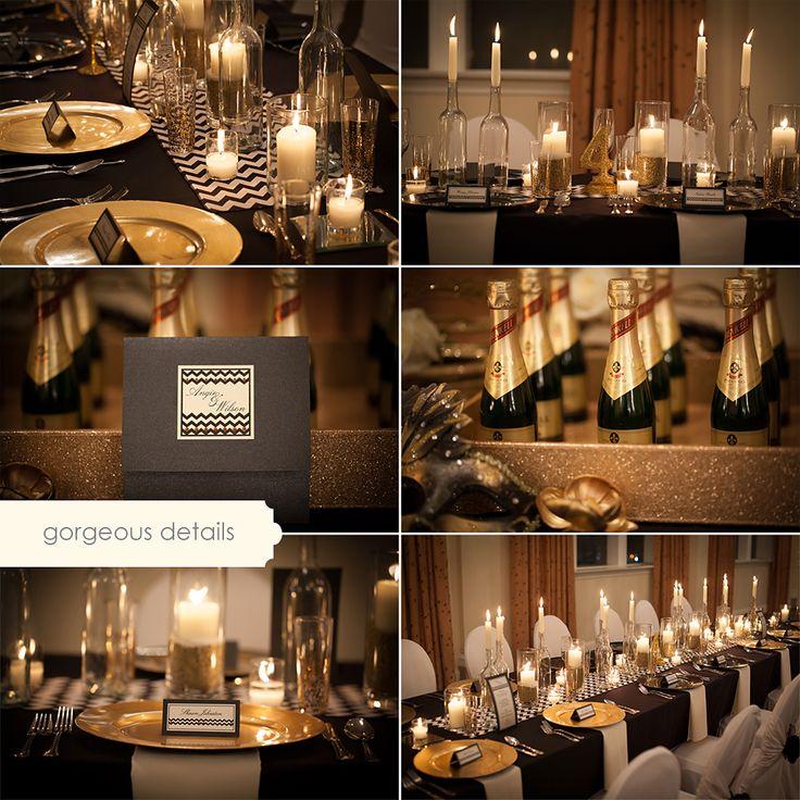 gold wedding inspiration freshimages.ca