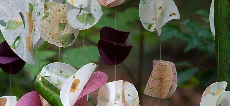 """Floating Gardens, """"Heart"""" detail"""