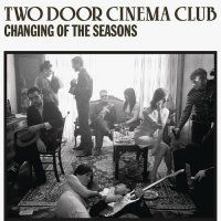"""Pinning a new song from Two Door Cinema Club! Listen to """"Changing Of The Seasons"""""""