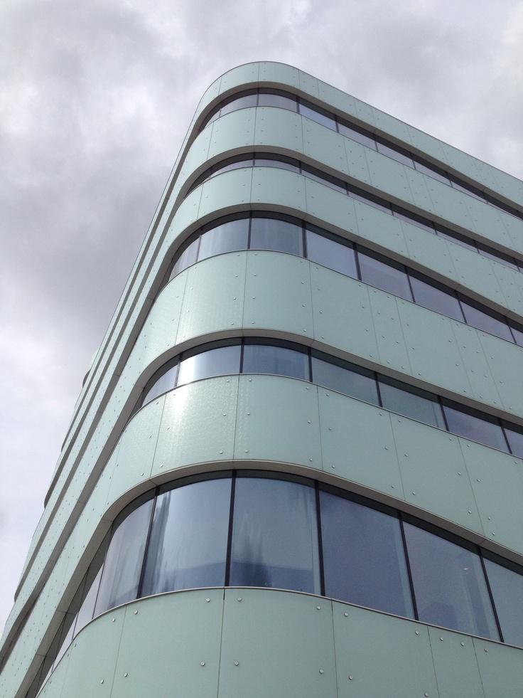 Copenhagen / Office building at Tuborg Havn