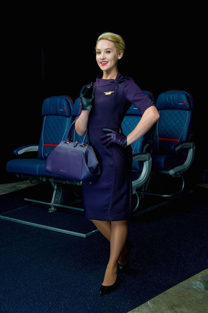 Le nouvel uniforme de Delta Air Lines