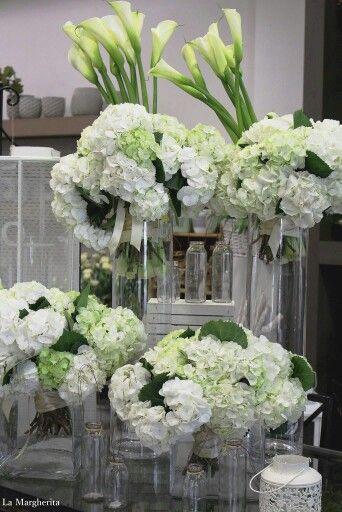 White decorazioni wedding