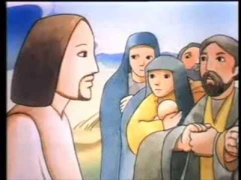 Ісусові притчі, мультфільм українською - YouTube