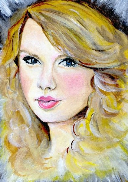 11 best Taylor Swift Water Color images on Pinterest Taylors