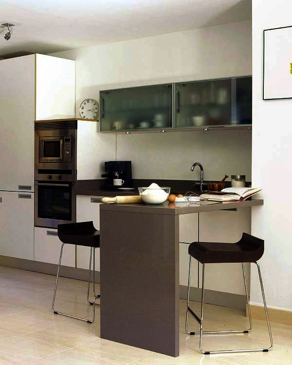 22 best images about remodelaci n cocina on pinterest for Cocinas integrales para casas pequenas
