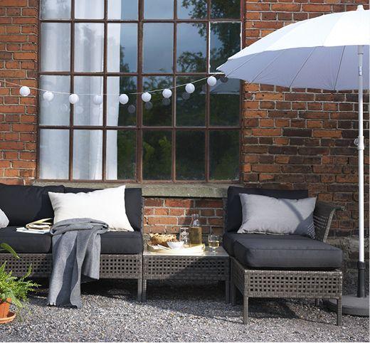30 идей мебели на открытом воздухе от IKEA http://www.prohandmade.ru/dacha/30-idej-mebeli-na-otkrytom-vozduxe-ot-ikea/  #икея #IKEA #мебель #естьидеяестьикея #открытыйвоздух #терраса #веранда #интерьер #интерьернатеррасе #мебельотикея #мебель #мебельдляверанды #стульяотикея #диваникея #идея #дизайнинтерьера