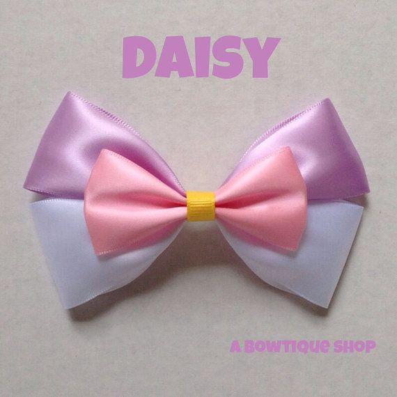 arco del pelo de Daisy por abowtiqueshop en Etsy