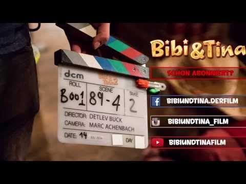 Wundervolle Neuigkeiten für alle Fans der Serie Bibi und Tina und des Kinofilms!   Bibi und Tina – Voll verhext wird gerade gedreht!