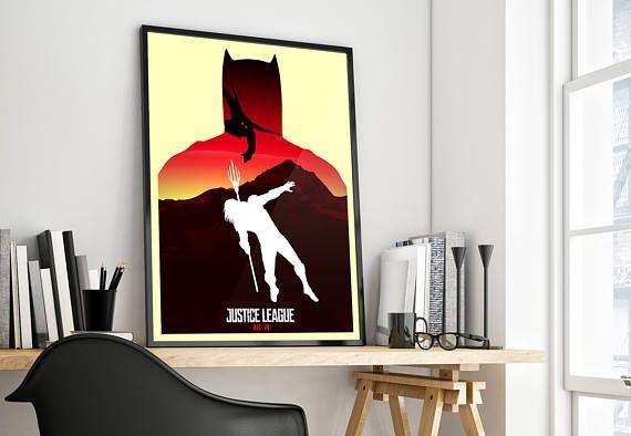 Justice League  All In  Batman  Wonder Woman  Aquaman  DC