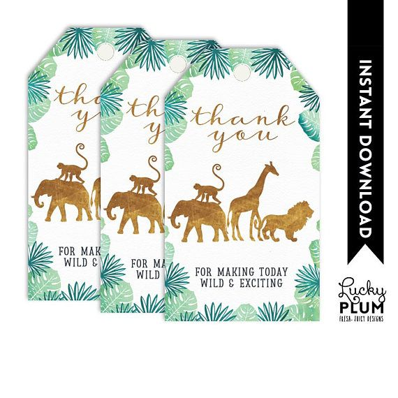 A modern updated version of the traditional animal jungle safari baby shower theme. Decked with watercolor black and gold foil, this classy jungle boho arrow tribal inspired invitation will be loved by parents-to-be. Elephant, lion, giraffe & monkey- all wild party animals are