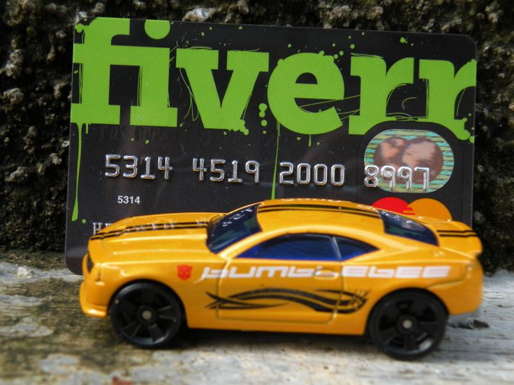 mashengky: place any message with my camaro bumblebee for $5, on fiverr.com