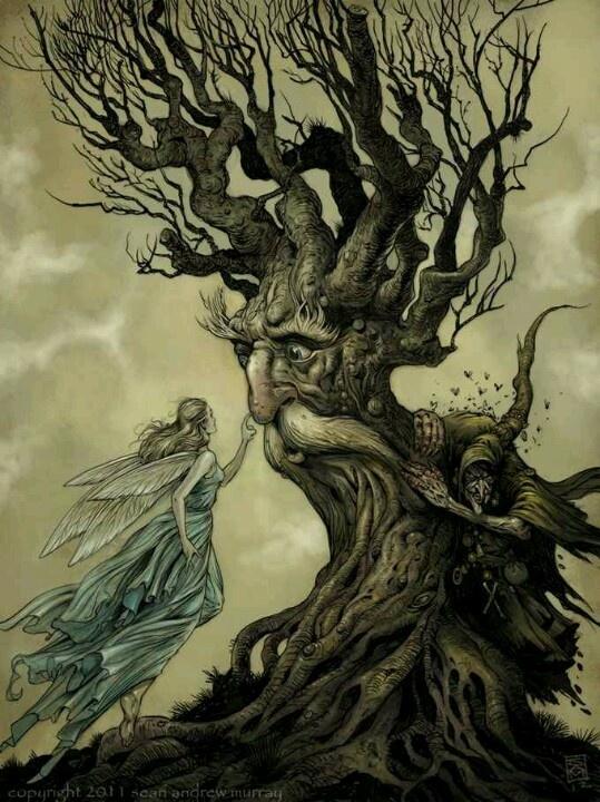 Fairy & fantasy tree