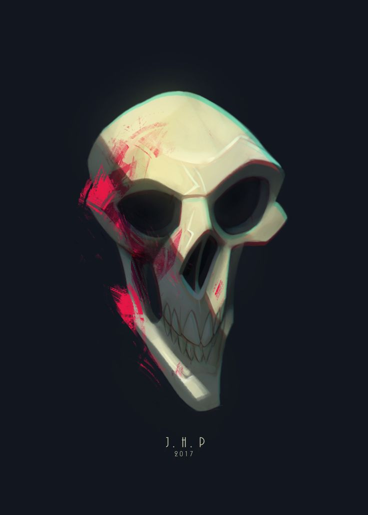 SKULL, João Henrique Pachêco on ArtStation at https://www.artstation.com/artwork/XVZ8l