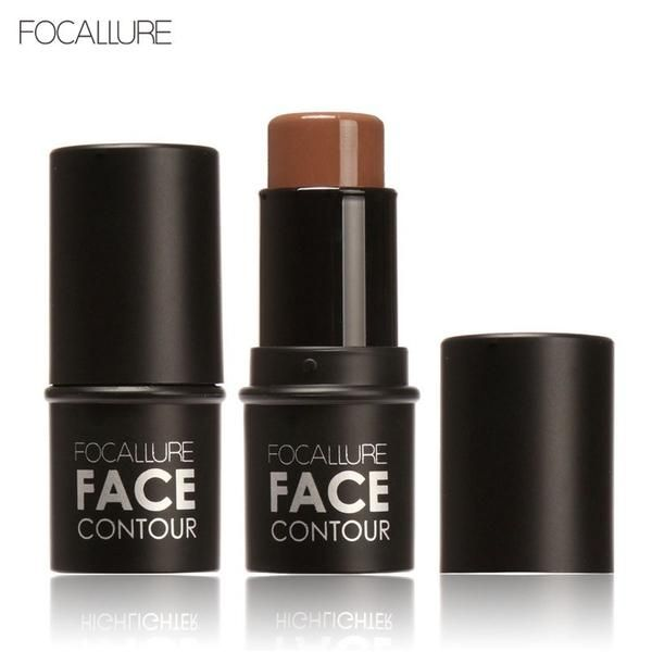 FOCALLURE Highlighting Shimmer Powder Stick #cosmetics #shimmer #powder #stick #contour #highlighter #affordable #quality