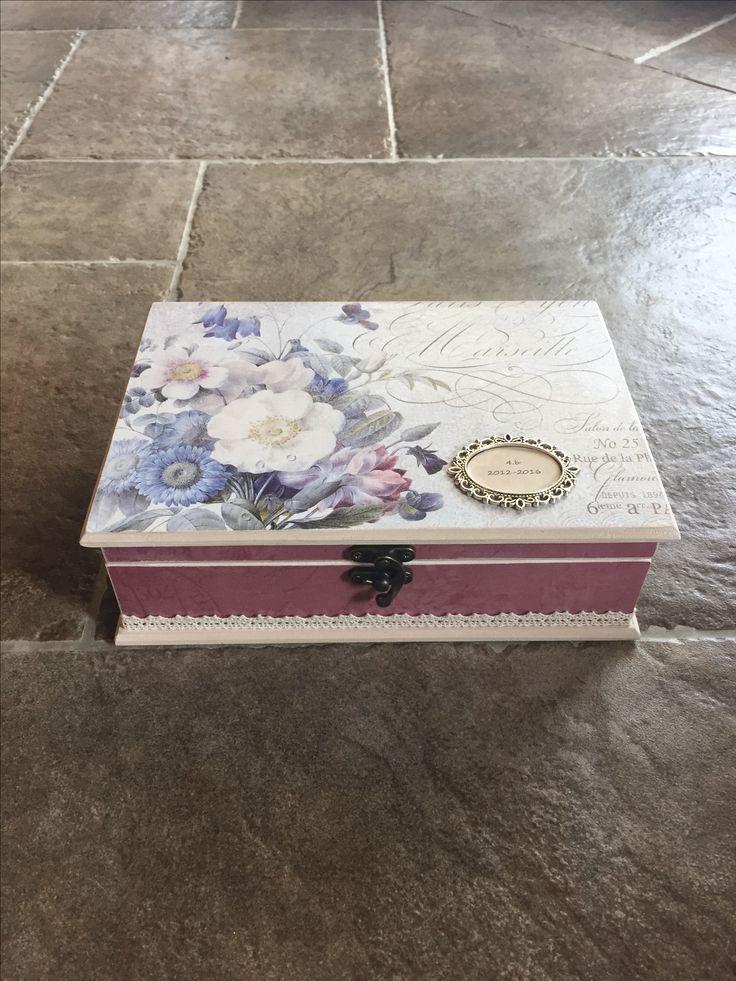 Ékszeres doboz Jewelry box
