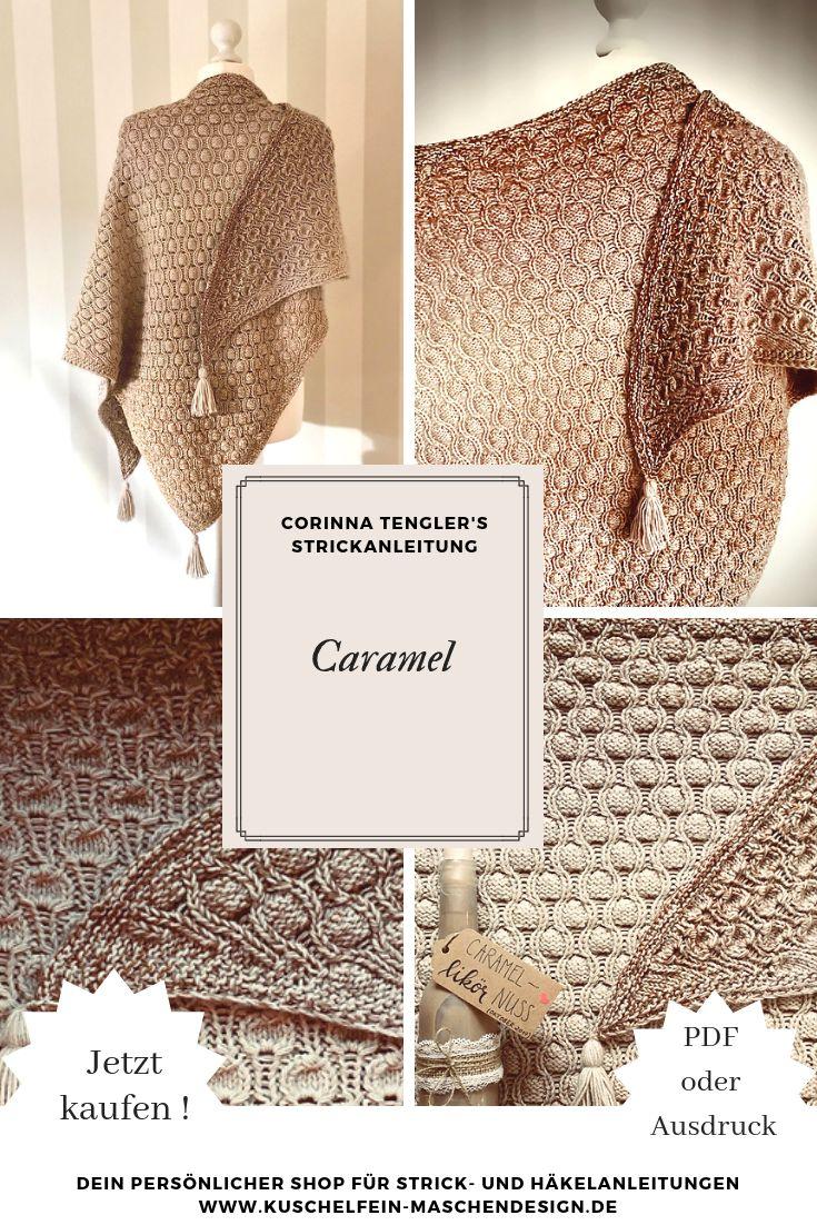 Strickanleitung Caramel von Corinna Tengler