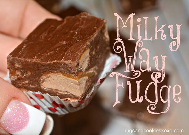 Super easy microwave fudge recipe