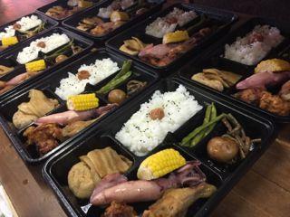 お弁当のお届け!:みかど 店主の日記  3rd stage