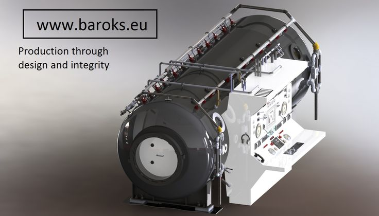 www.baroks.eu   --  design of Hyperbaric chambers