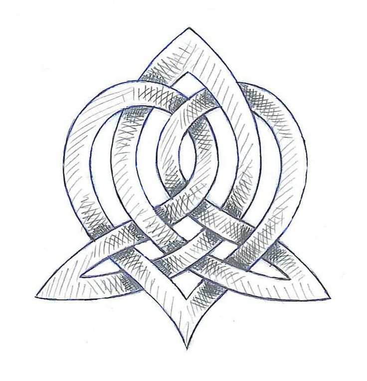 Sister Celtic Knot