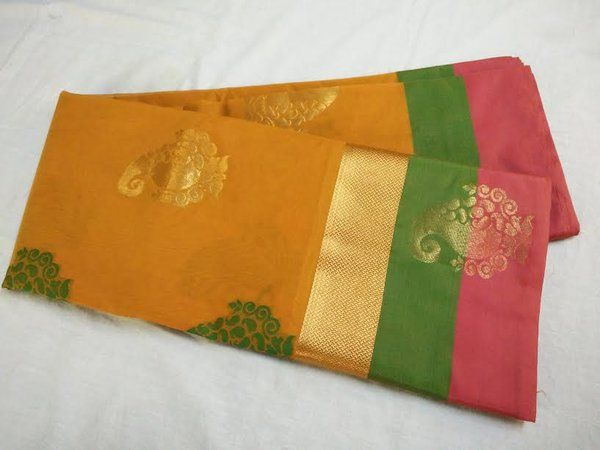 kota cotton saree-ma08