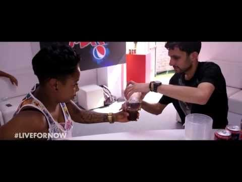 Pepsi Max & Dynamo present: 'Ice Cut' with Amplify Dot #LiveForNow