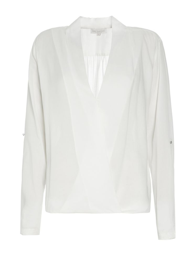 Lizzie tunic - Natural White