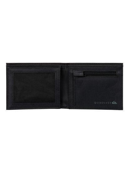 Мужской кошелек Freshness от Quiksilver.ХАРАКТЕРИСТИКИ: принты позаимствованы у коллекции бордшортов, металлический значок с логотипом Quiksilver, карман для мелочи на молнии.СОСТАВ: 100% полиуретан.