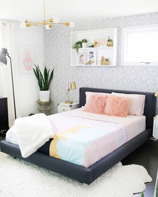 Patterns | Creative Ways To Decorate A Room Without Painting The Walls