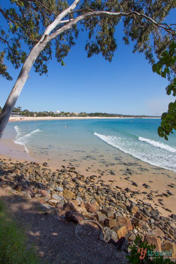 Noosa Main Beach, Queensland, Australia