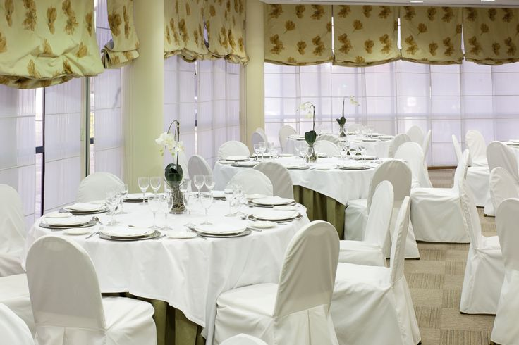 Sala de banquetes - Holiday Inn Madrid-Pirámires