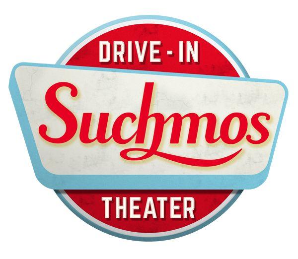Suchmos DRIVE IN THEATER ロゴ | Steinski