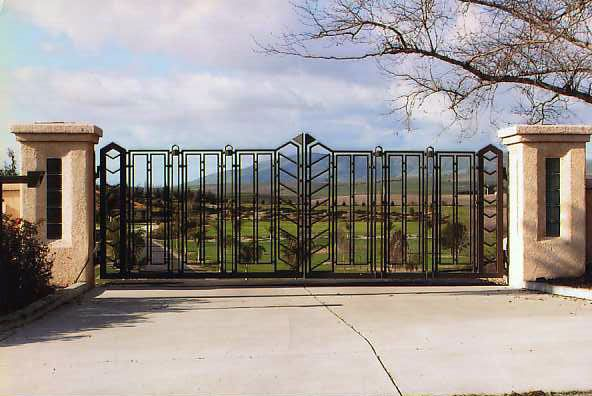 Custom Metal Gates San Francisco Bay Area Ornamental Iron