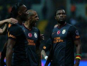 Galatasaray : Chedjou buteur