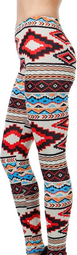 Kiki La'Rue - Cherokee Leggings , $19.99 (http://www.kikilarue.com/cherokee-leggings/)