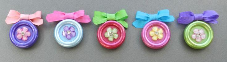 Back-to-School Craft - DIY Locker Magnets