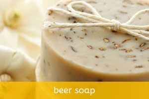 Beer soap and tons of other great soap recipes!