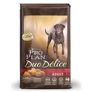 Proplan Dua Delice Taze Parça Etli Yetişkin Köpek Maması